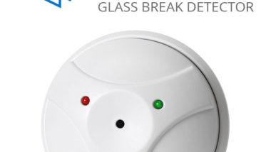 2GIGglassbreakdetector