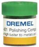 Dremel Mfg 421 1-Oz. Metal & Plastic Cleaner & Polisher - Quantity 5 Rotary Power Tool Accessories