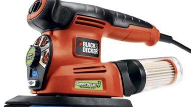Black & Decker MS2000 Multi Sander with Smart Select