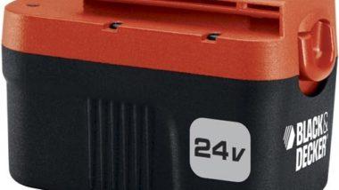 Black & Decker HPNB24 24-Volt Battery for NST1024 String Trimmer and NHT524 Hedge Trimmer