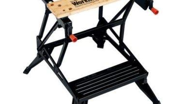 Black & Decker WM225 Workmate 225 450-Pound Capacity Portable Work Bench