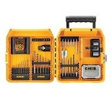 DeWalt Professional Power Tool Accessory Set - 74 pc