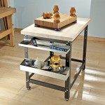Shop Stand Multiple Tool Table