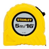 Stanley 30-496 5m/16 x 3/4-Inch Stanley Tape Rule (cm Graduation)
