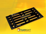 TileRight TR0002 Measure Right Pro 30-Inch Masonry Layout Gauge and Template
