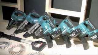 Makita LXT Cordless Power Tools