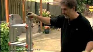 Leon Frechette - Little Giant Ladder review - Part 1