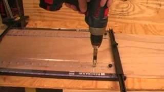 Rockler Pro Shelf Drilling Jig