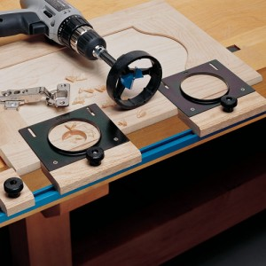 Rockler multi tool rail JIG IT system